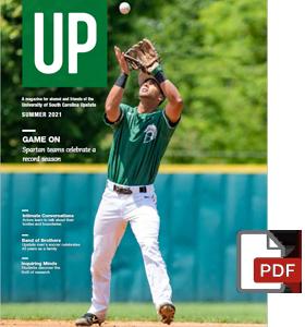 UP Magazine cover image